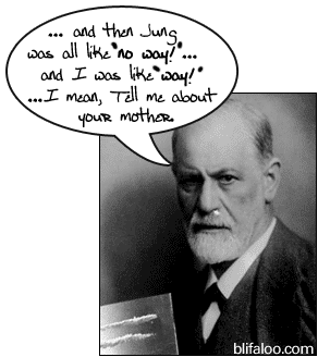 freud cartoon